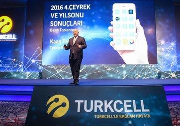 Turkcell, 10 yılın gelir ve büyüme rekorunu kırdı