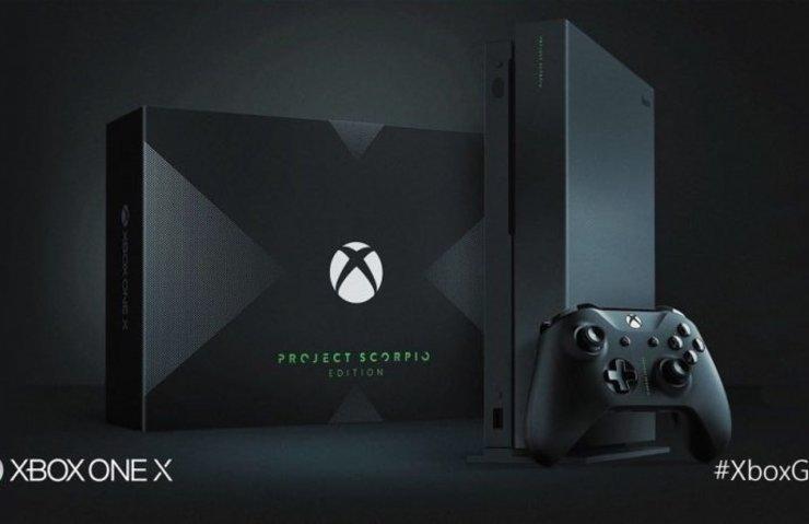 Xbox One X Türkiye'de ön siparişe sunuldu, işte fiyatı!