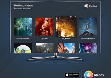 Turkcell'in bulut servisi lifebox, Apple TV ile buluştu