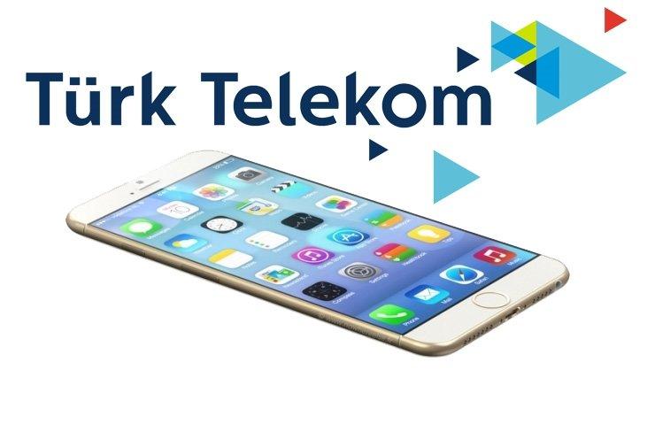 TÜRK TELEKOM'UN VOLTE TEKNOLOJİSİ İPHONE'LARA GELDİ!