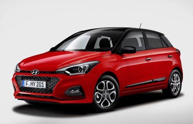 Hyundai i20'nin yeni versiyonu yolda