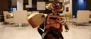 Akvaryum balıkları bile robot olan Japon oteli: Henn-na Hotel
