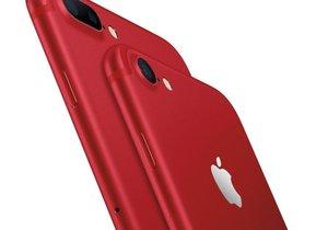 Apple kırmızı renkli iPhone 8'i tanıttı!