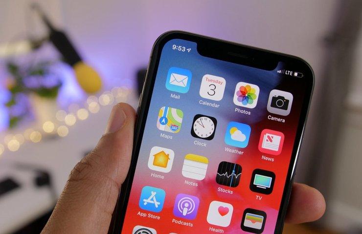 iOS 12'den iOS 11'e geri dönüş