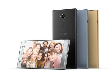 Sony'den XA2, XA2 Ultra, Xperia L2 için resmi tanıtım videoları