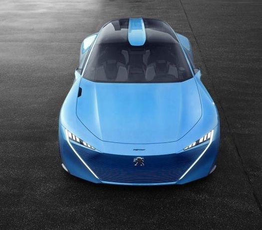 Peugeot'dan ses getiren konsept: Peugeot Instinct