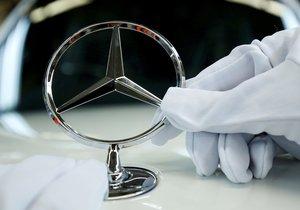 Mercedes'i kesen adam!