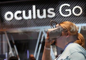 Oculus Go satışa çıktı