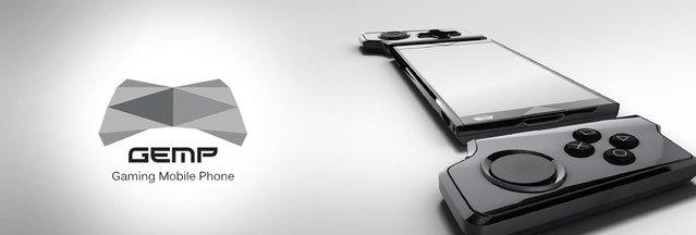 Oyun odaklı akıllı telefon: GEMP
