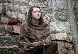 Game of Thrones'un Arya'sının yeni dizisi: gen:LOCK