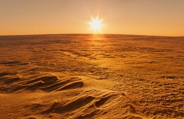 MARS'A TOPRAK ÖRNEKLERİNİ GETİRECEK ARAÇ GELİŞTİRİYORLAR
