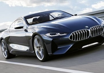 BMW 8 Serisi 2018'de üretime başlıyor