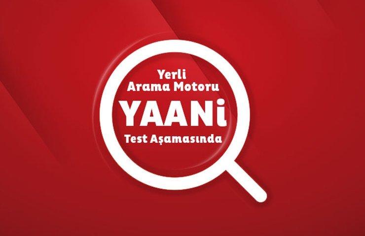 TURKCELL VE YANDEX'TEN YERLİ ARAMA MOTORU: YAANİ