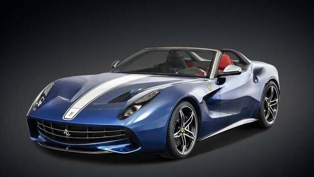 Ferrari'den 60'ıncı yıla özel model: F60America