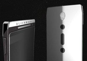 Oyunlara odaklanan akıllı telefon: Alienware Atlantis 01
