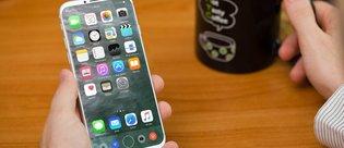 Çerçevesiz iPhone 8 nasıl görünür?