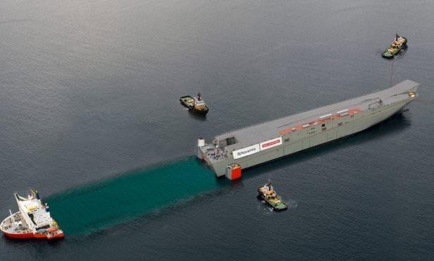 Bu gemi bildiğiniz tüm gemileri unutturacak