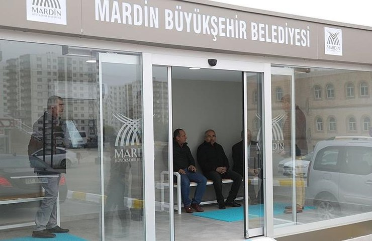 'KLİMA, TELEVİZYON, KİTAP VE İNTERNETLİ DURAK'LAR GELİYOR