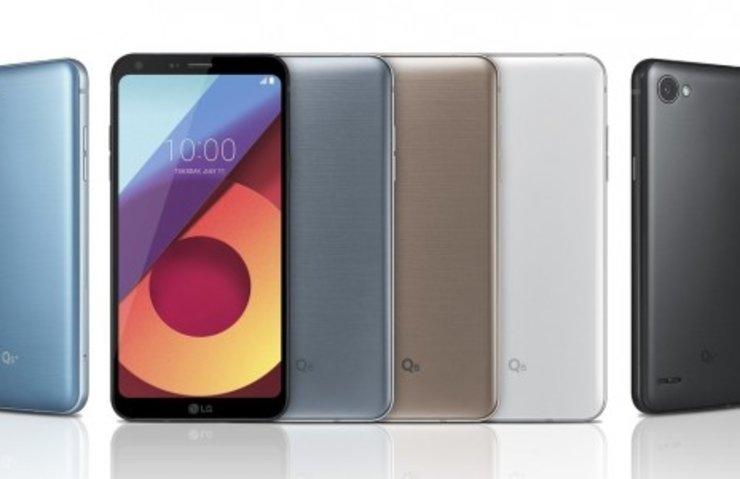 LG Q6, Q6+ VE Q6Α DUYURULDU, İŞTE ÖZELLİKLERİ