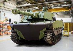 IDEF'te yeni bir tank doğdu