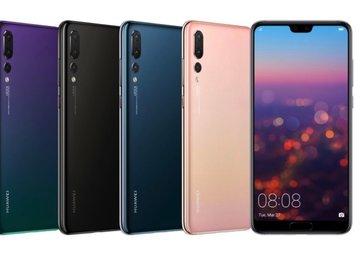 Huawei P20, P20 Pro ve Mate RS tüm detayları