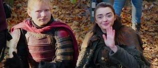 Game of Thrones 7. sezon yeni kamera arkası görüntüleri
