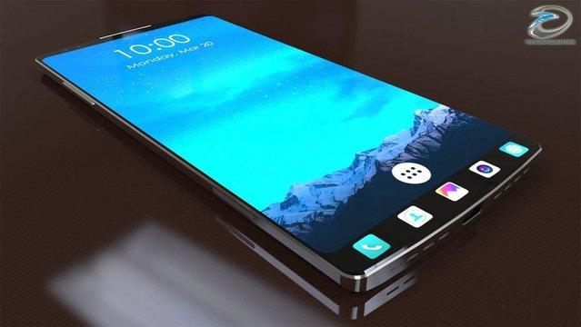 LG V30'un ikinci ekranı ana ekrana entegre edildi