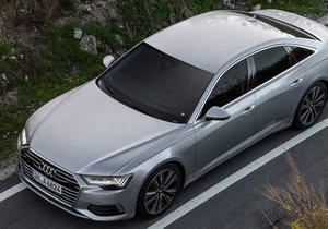 2019 Audi A6 ortaya çıktı
