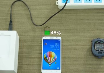 Huawei'den yeni şarj teknolojisi: 5 dakikada %48!