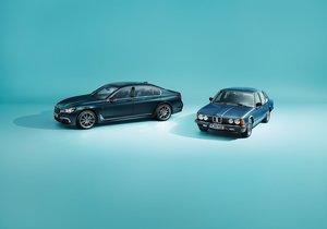 BMW 7 Serisi 40.Yıl özel serisi ile tanışın
