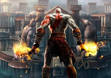 God of War'ın dosya boyutu ortaya çıktı