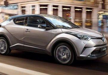 Toyota C-HR, Japonya'nın en çok satan otomobillerinden oldu