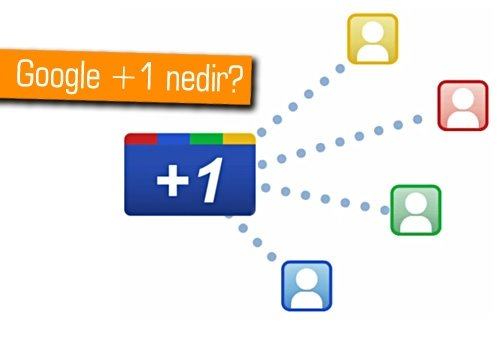 Google +1 nedir? Nasıl kullanılır?