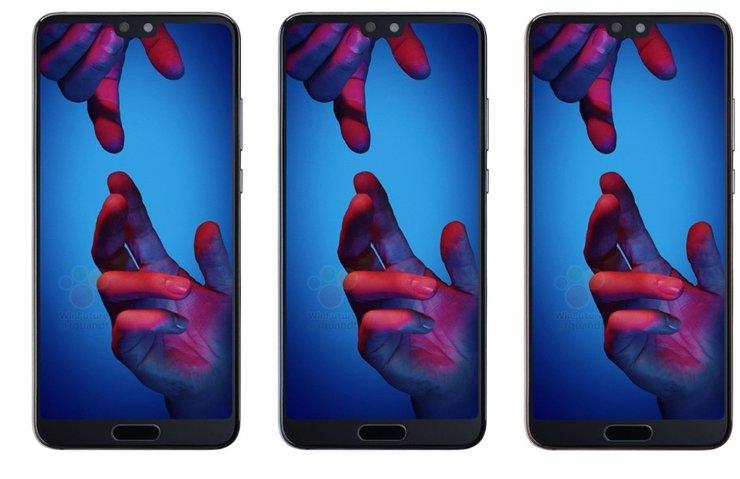 Huawei P20'lerin Avrupa fiyatları belli oldu