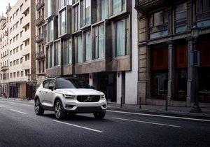 Volvo XC40 ortaya çıktı!