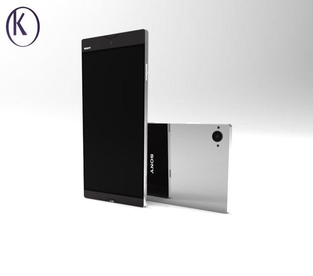 Etkileyici konsept: Sony Xperia Z LuX