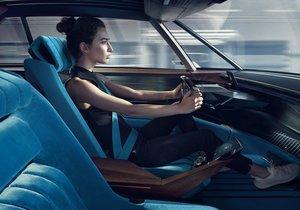 2018 Peugeot e-Legend Concept ortaya çıktı