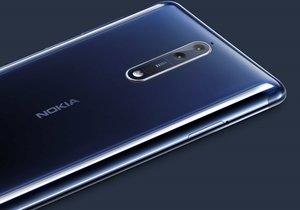 Nokia 8 muhteşem görünüyor