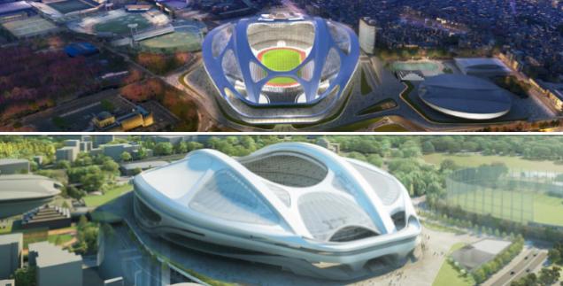 Tokyo'nun yeni stadyumu 1.3 milyar dolar tasarruf sağlayacak