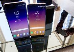 Samsung Galaxy S9'da iki boyutlu yüz tanıma olacak