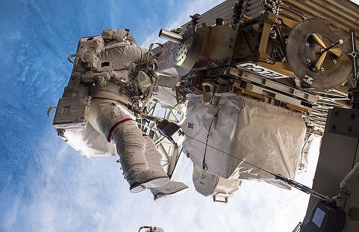 NASA'YA AİT ÇALINTI SAAT 28 YIL SONRA BULUNDU
