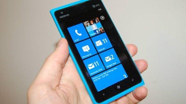 Windows Phone'da ekran görüntüsü alma