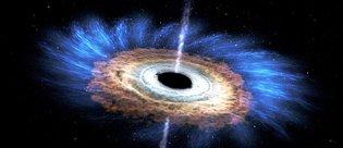 Bilim tarihinde ilk kez kara delik tarafından yutulan yıldızın yok oluşunu gözlemlendi