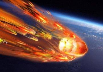 Tiangong-1 bu sabah çakıldı! İstanbul'u da tehdit ediyordu