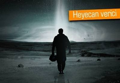 CHRİSTOPHER NOLAN'IN YENİ FİLMİ INTERSTELLAR'DAN 3. FRAGMAN