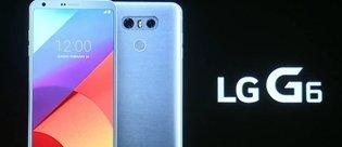 LG G6 duyuruldu: İşte fiyatı, özellikleri ve çıkış tarihi!