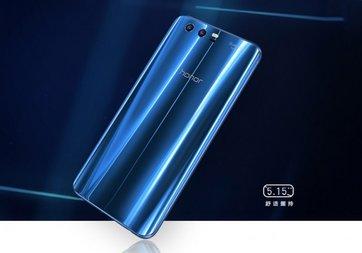 Dün tanıtılan Huawei Honor 9, piyasaya fırtına gibi girdi!
