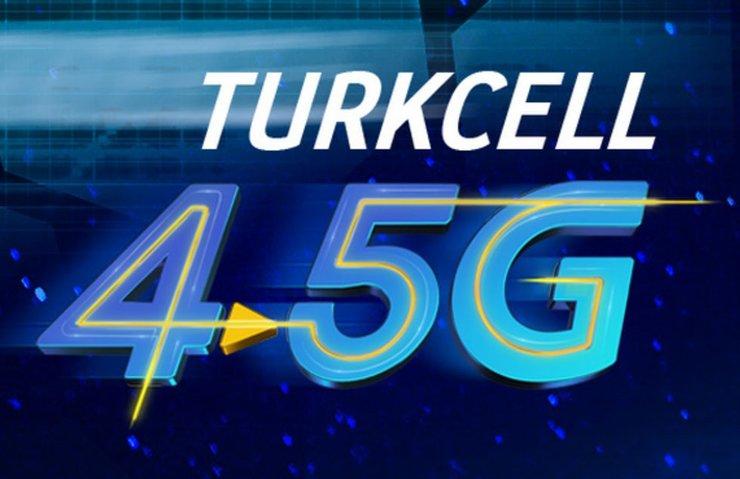 TURKCELL'LİLERİN 4.5G İLE 1 YILDAKİ DATA KULLANIMI: 574 PETABYTE!