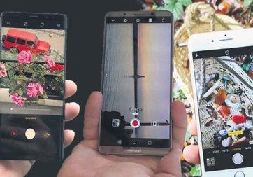 Yazılım harikası kameralı telefonlar