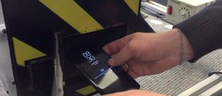 Samsung Galaxy S8'in en zayıf noktası köşe kısımları